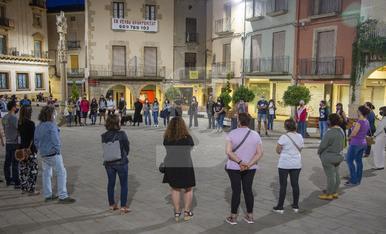 © Lleida, contra el masclisme