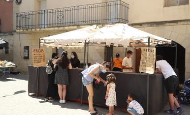 Mercado Medieval de Almenar