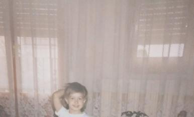 Jo als 3-4 anys. I feel good! Imma Ojer