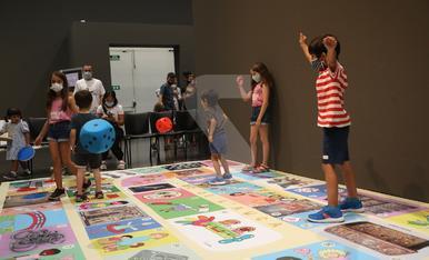© El Museu de Lleida, un juego de niños