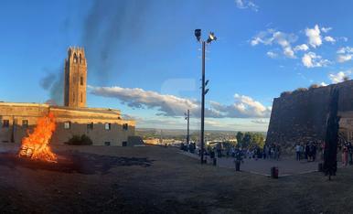 La revetlla de Sant Joan a Lleida