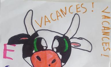 La vaca de l'Esbaiola't 2021