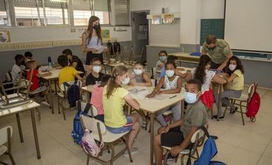 © Vuelta a las aulas... también en verano