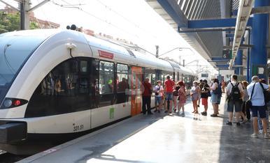 © El Tren dels Llacs, ahora panorámico