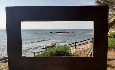 Úna finestra al mar