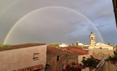 Arc de Sant Martí a Montoliu de Lleida