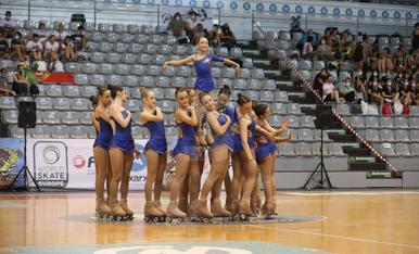 Campeonato de Europa de Grupos Show