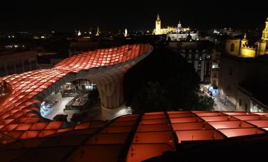 Llums de Sevilla.