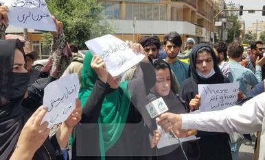 © Repressió mortal a l'Afganistan