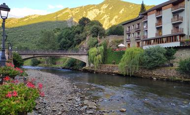 Llavorsí, preciós poble de muntanya del Pallars Sobirà.