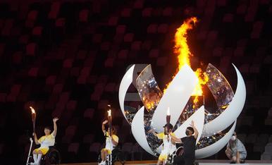 © Arranquen els Jocs Paralímpics