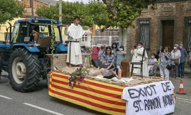 © Sant Ramon, patró de les embarassades
