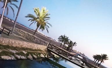 L'estany i el Riuet de Comarruga