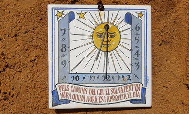 Rellotge solar