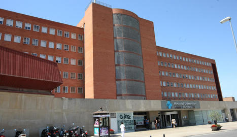 Imagen de archivo del hospital Arnau de Vilanova.