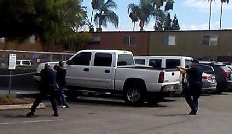 Un policia mata un afroamericà a Califòrnia