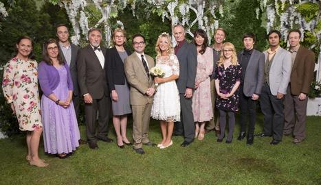 'Big Bang Theory', d'estrena
