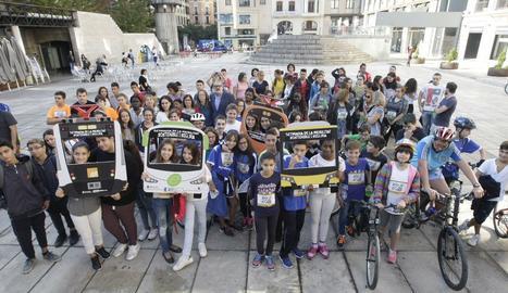 Carrera de movilidad en Lleida
