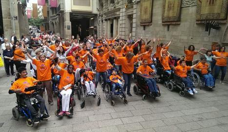 Flashmob d'Aremi