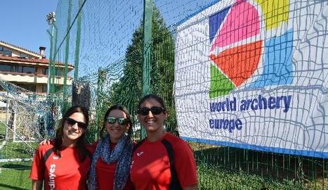 El Tir amb Arc Pardinyes, vuitè a Europa