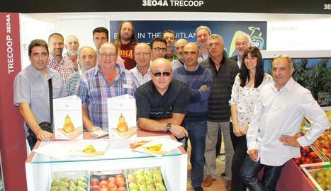 Imatge de la directiva d'ActelGrup a Fruit Attraction.