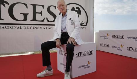 Max von Sydow ha participat en films com 'L'exorcista'.