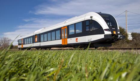 El tren de la Pobla