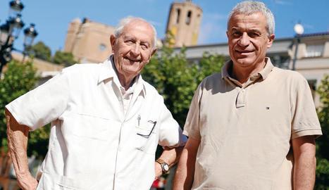 Entrevista a Josep Vallverdú i Ignasi Aldomà