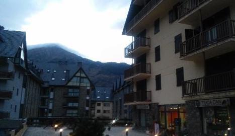 Imatge de Vielha, un dels municipis on es donen d'alta pisos per a ús turístic.