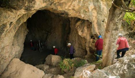 Canelles cova