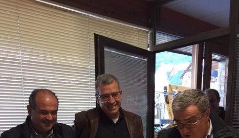 Iceta és reelegit líder del PSC en imposar-se a Parlon amb un 54% vots