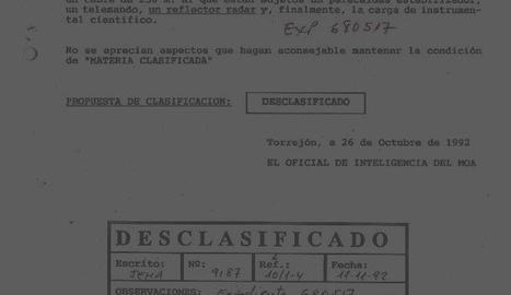 Document desclassificat