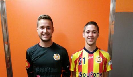 Gerard Folguera debuta a l'OK Lliga