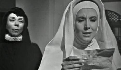 Concha Velasco com a Doña Inés.