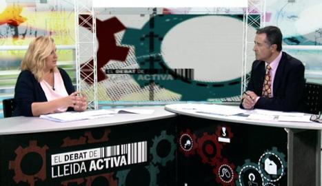 Economia circular, el futur agrari avui a 'El debat de Lleida Activa'