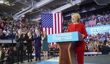 Hillary Clinton Media
