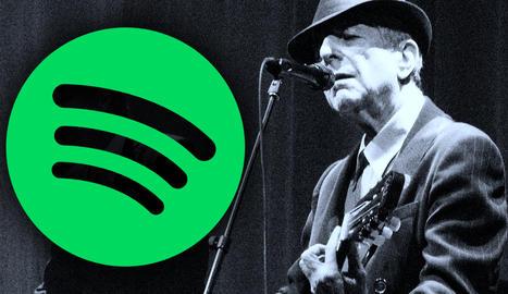 Deu temes per recordar Leonard Cohen