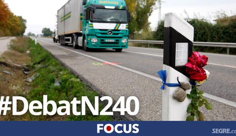 El debat de l'N-240