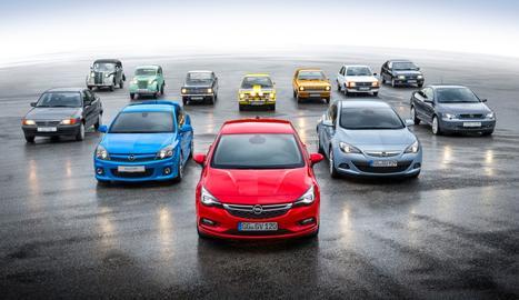 Els compactes d'Opel compleixen 80 anys amb l'aniversari del Kadett