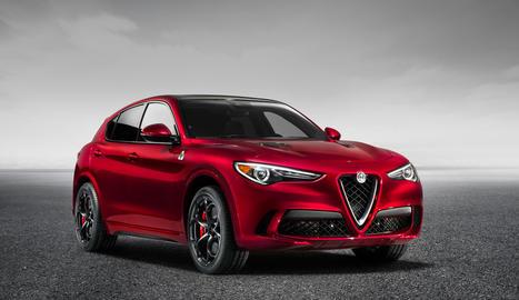 Estrena Mundial: Nou Alfa Romeo Stelvio