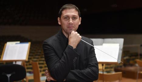 """Agustí López: """"La JOP és dels joves que la componen i jo, un treballador dels meus alumnes"""""""