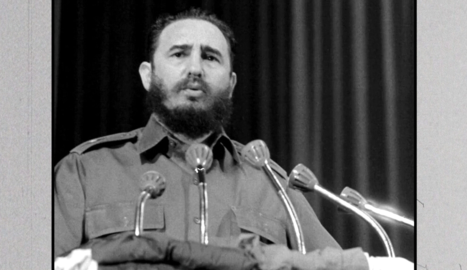 Fidel Castro, en un dels documentals que es projectaran.