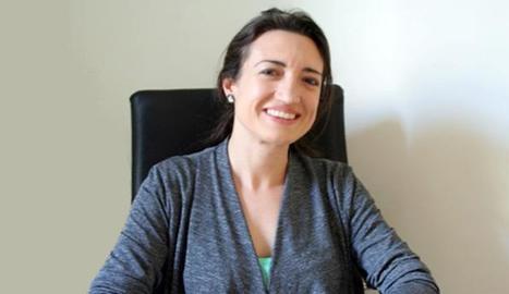 La psicòloga lleidatana Judit March Fuentes.