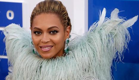 Imatge d'arxiu de la cantant nord-americana Beyoncé, nominada a nou Grammy.