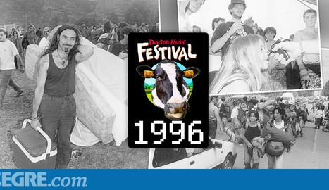 Crònica del Doctor Music Festival 1996