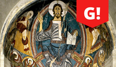 Retaule romànic de Sant Climent de Taüll