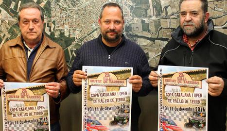 Tàrrega decideix el Campionat de Catalunya de ral·lis de terra