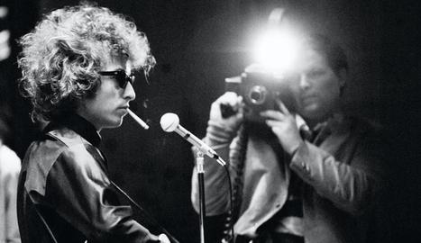 La gira anglesa de Bob Dylan