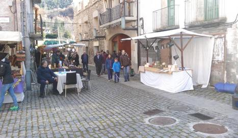 Mercat nadalenc a Vilaller