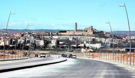 El pla parcial SUD 42, Torre Salses, es troba entre Magraners i La Bordeta.